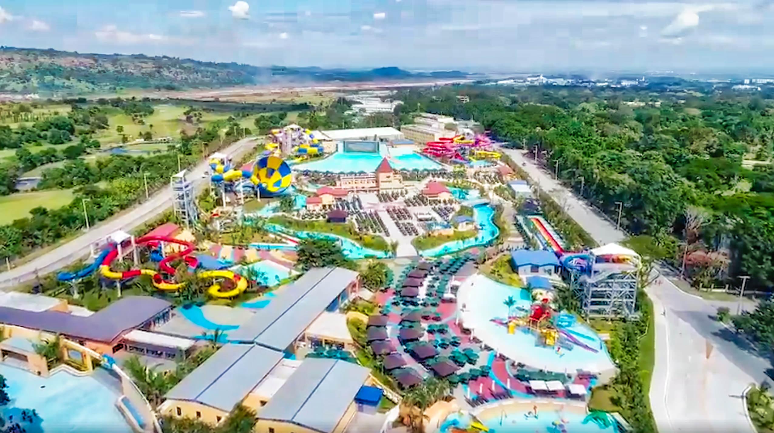 Freeport Video Aqua Planet Waterpark Pampanga Opening On February 24