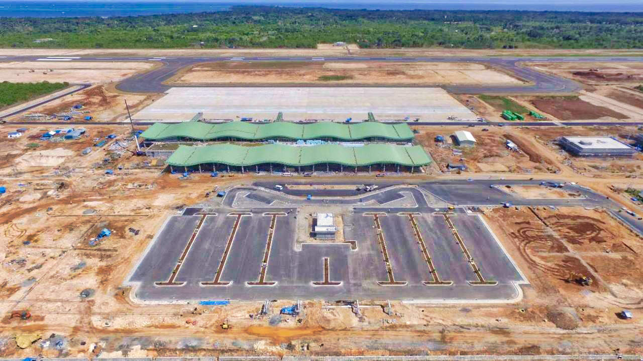 Photos New Bohol Panglao Airport Is 90 14 Complete
