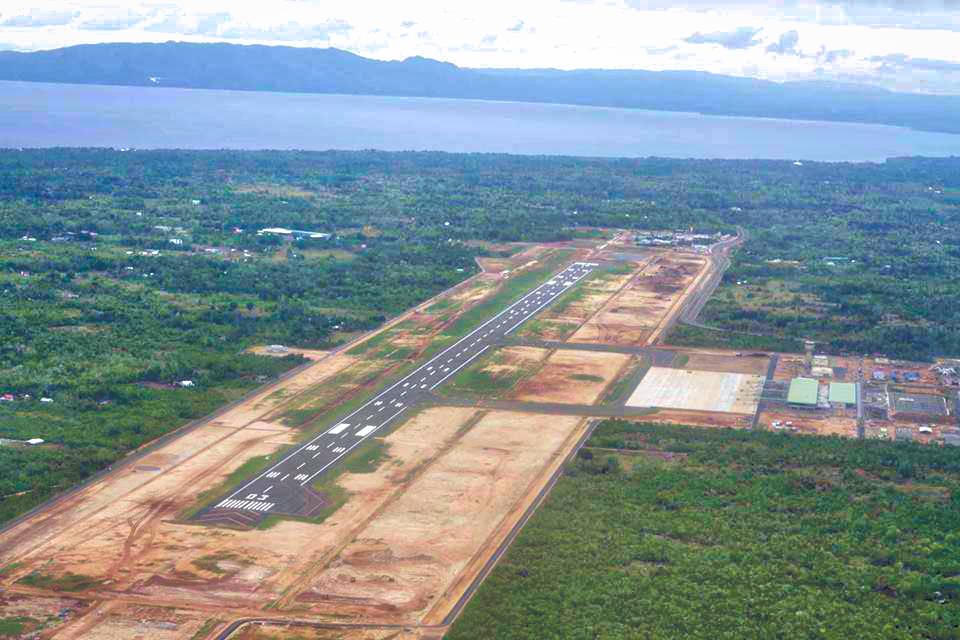 Video New Bohol Panglao Airport As Of September 2018