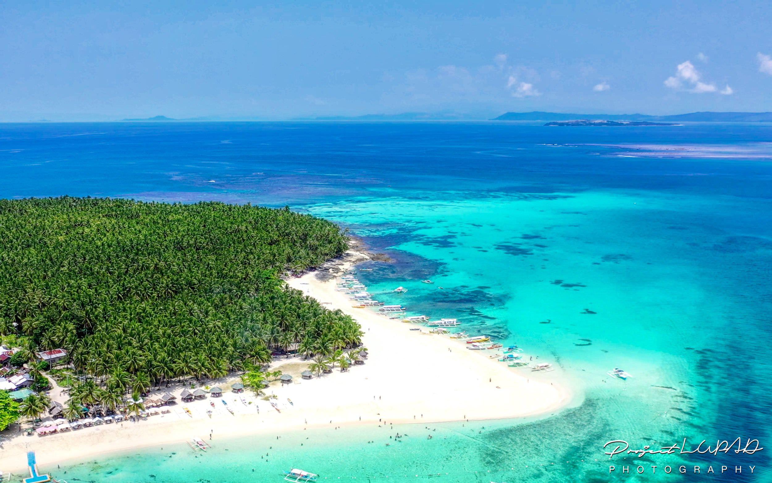 PHOTOS: Pacific Ocean Panoramic View at Daku Island