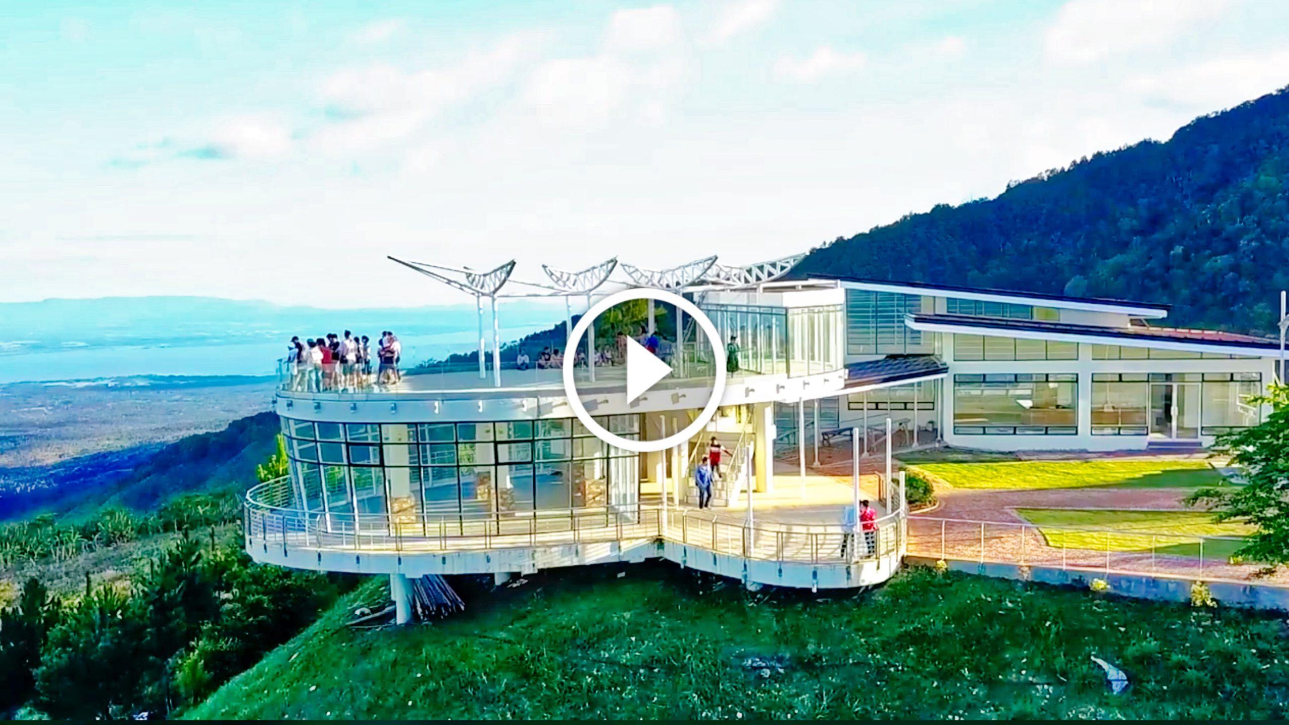Spectacular Belvedere Hoyohoy View Deck in Tangub, Misamis